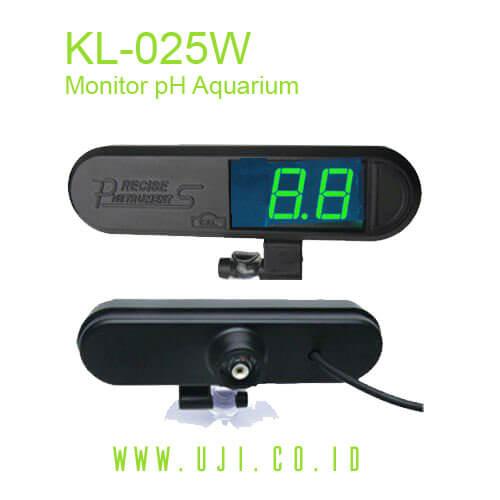 Alat Monitoring pH Air Akuarium KL-025W