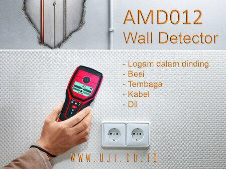 Alat Pendeteksi Kabel Dalam Dinding AMD012