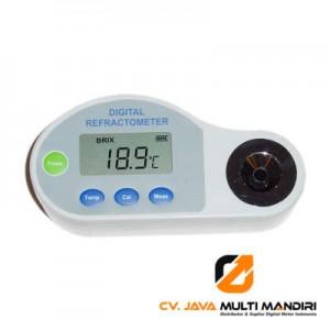 Alat Pengukur Refraktometer Digital
