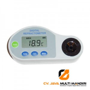Pengukur Refraktometer Digital