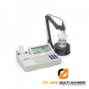 Pengukur pH dan Temperature