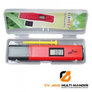 Alat Ukur pH Meter Portable