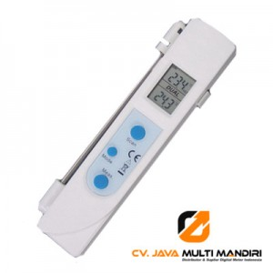 Laboratory Thermometer 2 in 1