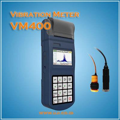 Alat UkurGetaran seri VM400