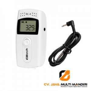 Alat Pengukur Suhu Mini Data Logger