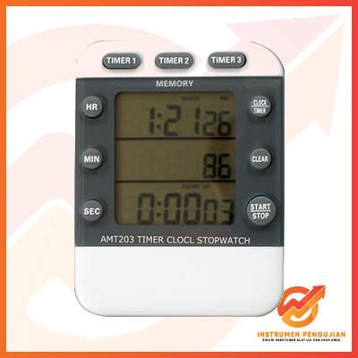 Jam Digital dan Timer AMTAST AMT203