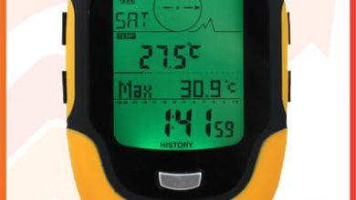 Kompas Digital Multifungsi AMTAST AMC-107