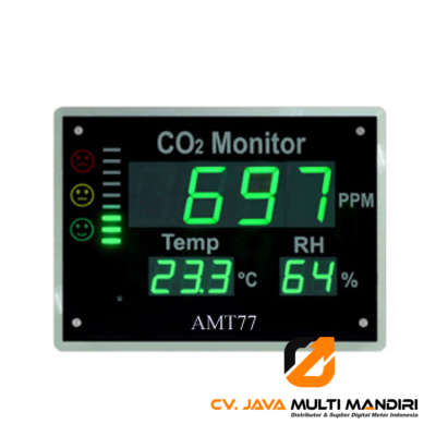Alat Pemantau Kualitas Udara Indoor AMT77