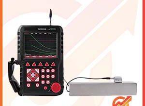 Alat Uji Cacat Retak Ultrasonik Tipe MFD550B