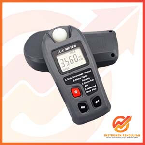Alat Ukur Intensitas Cahaya Lux Meter Digital LX-80