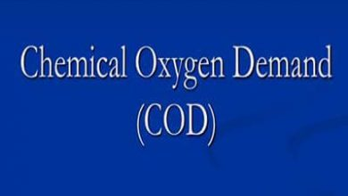 COD ( Chemical Oxygen Demand )