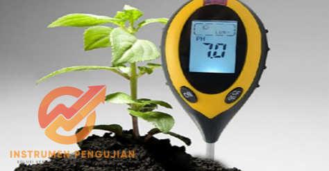 Cara Mengukur pH Tanah