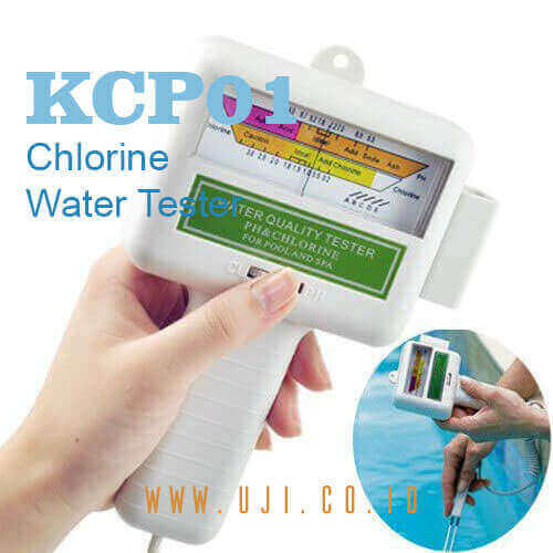 Alat Test Kadar Klorin atau Chlorine Water Tester KCP01