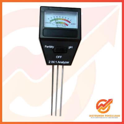 Alat Ukur & Uji pH Tanah ETP303