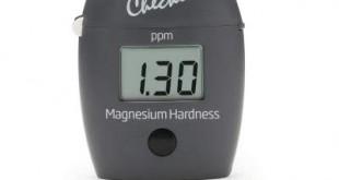 Pengukur Kekerasan Magnesium
