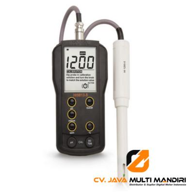 Temperatur pH Meter