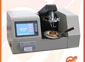 Pengukur Titik Nyala Otomatis Tipe SYD-261D