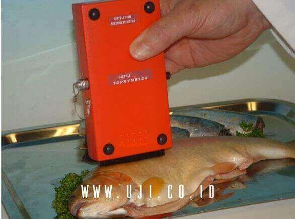 Alat Ukur Kesegaran Ikan TORRY Fish Freshness Meter