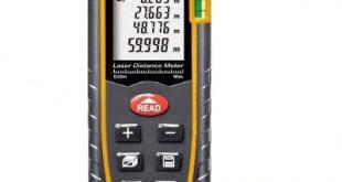 Alat Pengukur Jarak Laser AMTAST AMW002