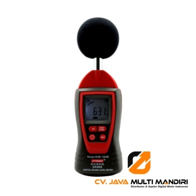 Digital Sound Level Meter Seri UA824