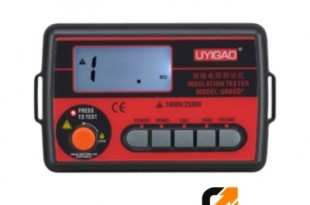 isolasi-perlawanan-tester-uyigao-ua60d