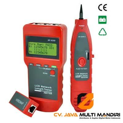 Jual Alat Uji Kabel Jaringan NF8208