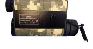 Alat Pengukur Jarak Laser Multifungsi